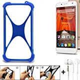 K-S-Trade Mobile Phone Bumper for Swees Godon X589 Silicone