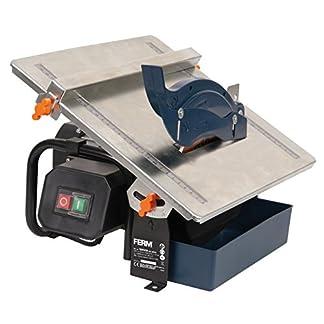 FERM TCM1010 Máquina para cortar azulejos (600 W, 230 V, 180 mm)