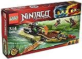 Lego 70623 Ninjago Schatten des Ninja-Flugseglers, Spaßiges Spielzeug