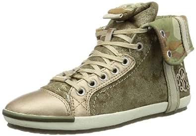 REPLAY Brooke Metal S GWV14 .000.C0057L, Damen Sneaker, Beige (KHAKI 581), EU 41