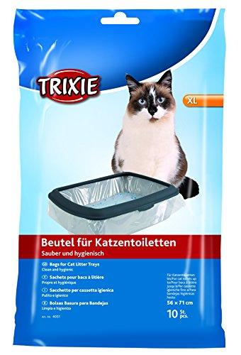 Trixie lettiera di 10sacchetti, X-Large, 1pezzi