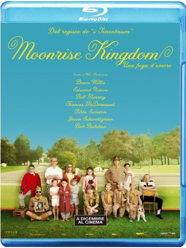 Moonrise Kingdom - Una Fuga D'Amore (Blu-ray) [Import italien]