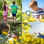 UTTORA-binocolo-Bambini-22-in-1-Giocattoli-per-Avventurose-Esplorazioni-Telescopi-Avventure-allAperto-per-Bambino-Binocolo-Fischio-Lente-dIngrandimento-Bussola-Regalo-per-i-Bambini