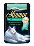 22er Pack Miamor Ragout Royale in Jelly Kaninchen 100g