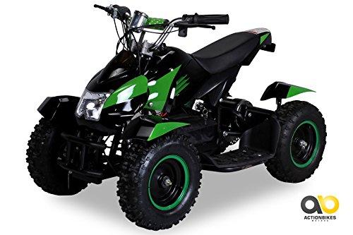 Mini Elektro Kinder ATV Cobra 800 Watt Pocket Quad (grün)