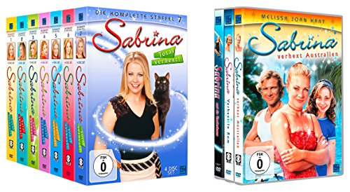 Staffel 1-7 & alle 3 Spielfilme (Fan-Edition) (34 DVDs)