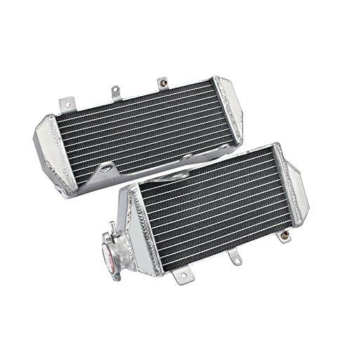 TARAZON Moto Aluminium Refroidisseur d'eau radiateur pour CRF450R 2017 CRF 450 R