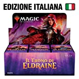 Magic The Gathering Il Trono di Eldraine Booster Display (36) ITA