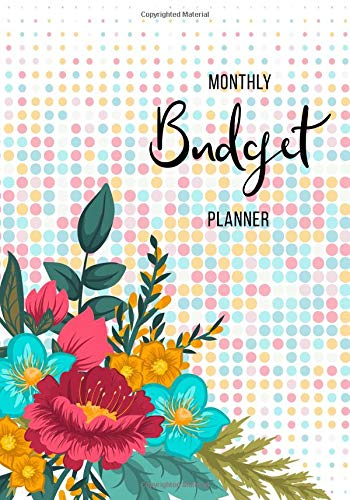 Monthly Budget Planner: Financial Planning Journal, Monthly Expense Tracker and Organizer, Bill, Home Budget book. 12 Month Budget Planner Book por Michael W. Louis