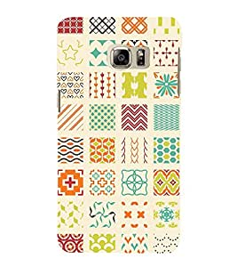 99Sublimation All In One Pattern 3D Hard Polycarbonate Back Case Cover for Samsung Galaxy Note5 :: N920G :: N920T N920A N920I