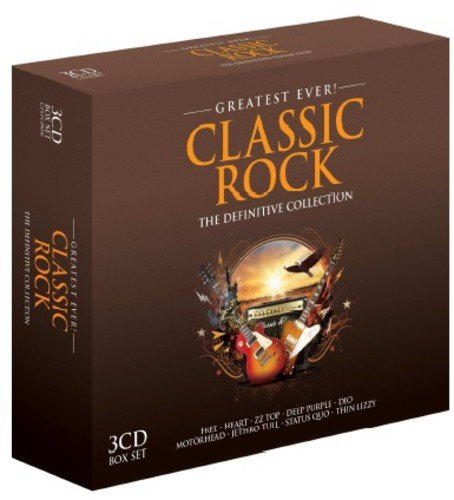 Greatest Ever Classic Rock