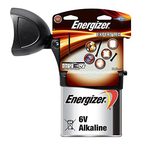 Energizer - Linterna halógena con Pila LR820