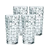 #7: Texas Elements CAPRI 6pc HIGHBALL GLASS SET