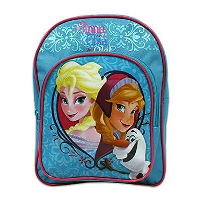 Disney Frozen para niña El reino del hielo mochila de Trademark Collections