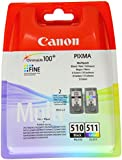 Canon Ink Pack for Pixma MP280 - Black/Colour