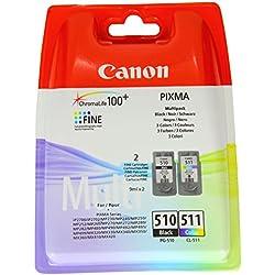Canon PG510/CL511 Cartouche d'encre d'origine