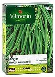 Vilmorin 1143260 Boîte de Graines Haricot Argus 100 g