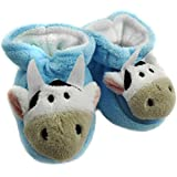 Best KF Baby Gifts For Newborn Girls - KF Baby Animal Soft Sole Booties, for 3-12 Review