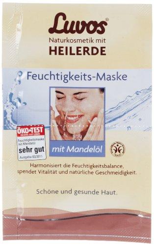 Luvos Feuchtigkeits-Creme-Maske, 5er Pack (5 x 15 ml)