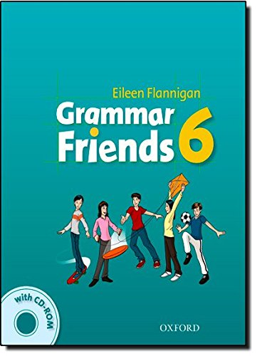 Grammar friends. Student's book. Per la Scuola elementare. Con CD-ROM: Grammar Friends 6: Student's Book with CD-ROM Pack - 9780194780179