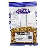 TOP OP - Graines de Methi Fenugrec - Ayurvédique 100% Naturel - Traitement pour la Peau et les Cheveux - 100 gr