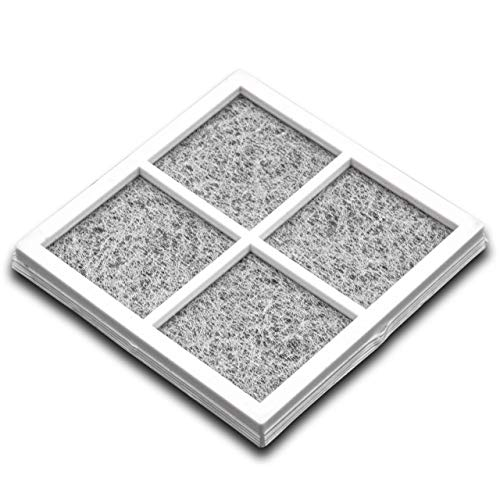vhbw Luft-Filter Aktivkohle-Filter für Kühlschrank, Kühlgerät LG LFX29945ST, LFX31925SB, LFX31925ST, LFX31925SW, LFX31935ST, LFX31945ST (Filter, Lg Kühlschrank Lfx31925st)