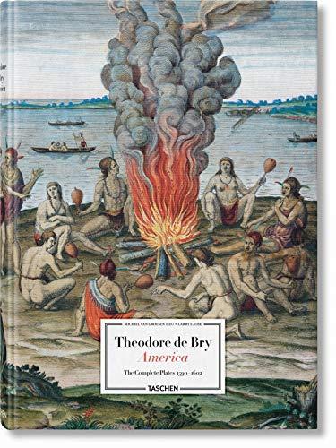 Theodore de Bry. America (1400 Tasche)