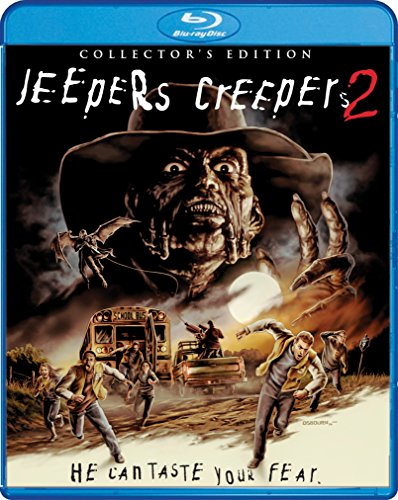 JEEPERS CREEPERS 2 (COLLECTOR'S EDITION) - JEEPERS CREEPERS 2 (COLLECTOR'S EDITION) (2 Blu-ray)