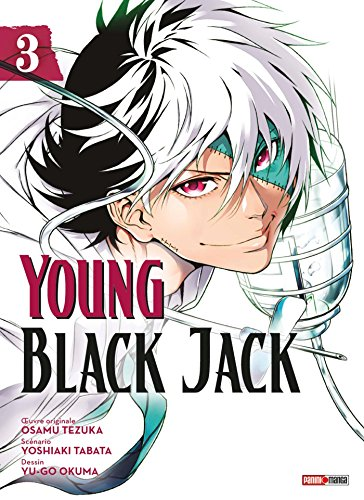 YOUNG BLACK JACK T03 par Osamu Tezuka
