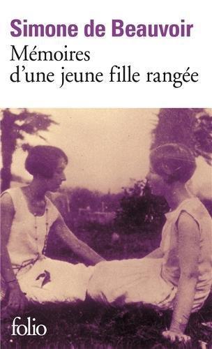 Mémoires d'une jeune fille rangée par Simone de Beauvoir