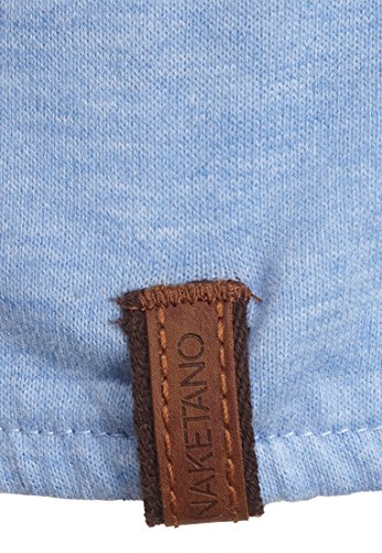 Naketano Female Shortsleeve Rose von Jericho IV Amazing blue Melange