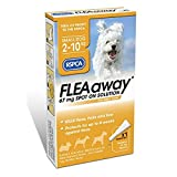 Best Dog Fleas - RSPCA FleaAway Spot On Solution for Small Dogs Review