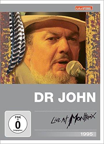 Preisvergleich Produktbild Dr. John - Live at Montreux (Kultuspiegel Edition)