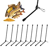 TheBigFish 9x Anti Tangle gebogen - 15cm