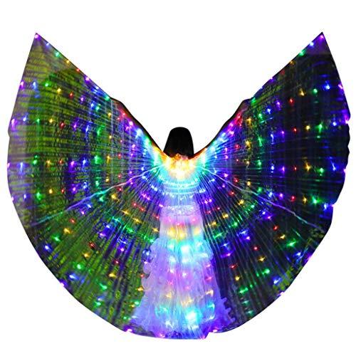 Damen Kostüm Flügel Schmetterling Kostüm Flügel Erwachsene Schmetterlingsflügel Kinder Feenkostüm Damen Nymphe Pixie Halloween Cosplay Weihnachten Cosplay Kostüm Zusatz Frauen Schmetterling Flügel (Halloween-kostüme Mit Einem Trenchcoat)