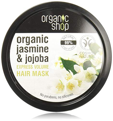 Scheda dettagliata Organic maschera capelli Shop indiano gelsomino