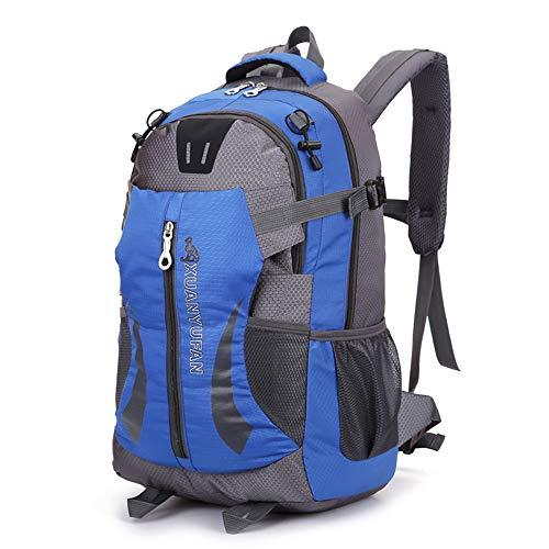 TnXan Waterproof Backpack Casual Daypacks travel Bag Sports Bag Backpack Outdoor Hiking Hiking Camping Backpack Men's Unisex