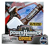 #8: Gifts Online Thor Hammer Toy with Sound and Lights