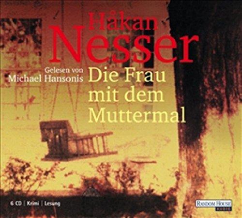 Die Frau mit dem Muttermal. 6 CDs (Die Van-Veeteren-Krimis, Band 4)
