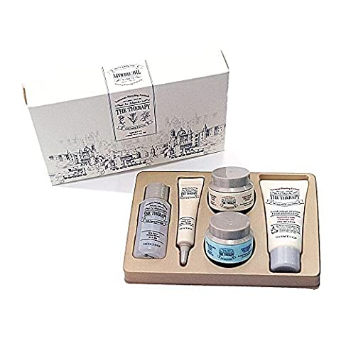 [The Face Shop] The Therapy Blending Best 5pcs Special Kit
