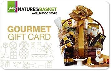 Godrej Nature's Basket Gift Card