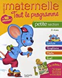 tout le programme maternelle petite section 3 4 ans de blandino guy 2010 broch?