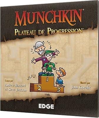 Asmodee UBIMUGB1 Munchkin: Plateau De Progression