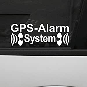 iapyx voiture alert alarme syst me gps tracker attention tattoo sticker decal autocollant 31 x. Black Bedroom Furniture Sets. Home Design Ideas