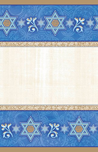 Judaic Traditions Table Cover