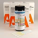 Zystitis Test Urin Infektionen Teststreifen by ALLTEST 8Parameter Tauchtest...