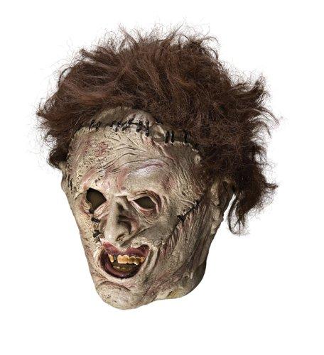 Texas Chainsaw Massacre Kettensage Maske Kostum Zubehor fur Unisex 4158