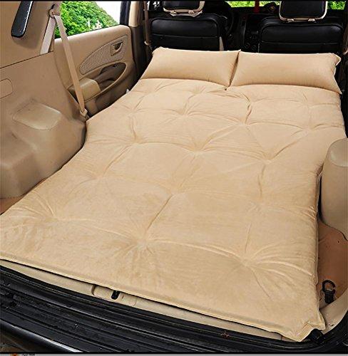 RUIRUI Parte posterior coche viaje al aire libre cama colchón de aire...