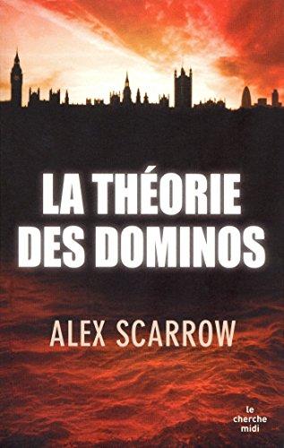 Couverture du livre LA THEORIE DES DOMINOS