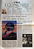 Telecharger Livres MONDE ECONOMIE LE du 07 01 2003 EUROPE VICE PRESIDENTE DE LA CEP CMAP UN COMITE QUI REGROUPE LES ACTEURS DE NOMBREUX ORGANES ASSOCIATIFS ANNE DAVID MILITE POUR QUE BRUXELLES N OUBLIE PAS L ECONOMIE SOCIALE FOCUS A PARTIR DE 2006 LE NOMBRE DE PERSONNES AGEES DE PLUS DE 85 ANS VA AUGMENTER EMPLOI LE CONFLIT DES FEMMES DE MENAGE D ARCADE FILIALE DU GROUPE ACCOR A REVELE LES PIETRES CONDITIONS DE TRAVAIL DU SECTEUR DU NETTOYAGE EN REGION PACA DES ADOS EN DIFFICULTE SONT FO (PDF,EPUB,MOBI) gratuits en Francaise